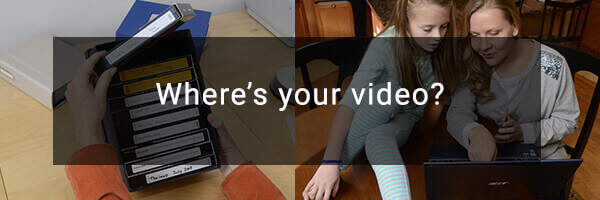 Video is everywhere. Where's yours?
